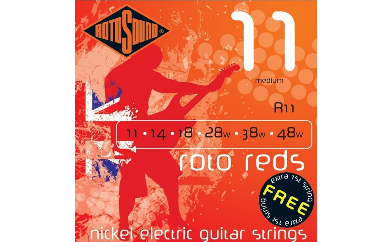 Nickel Electric Roto Reds R11 Žice 11/48