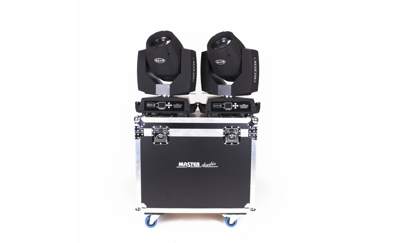 MA set od 2komada Beam Moving Head 7R