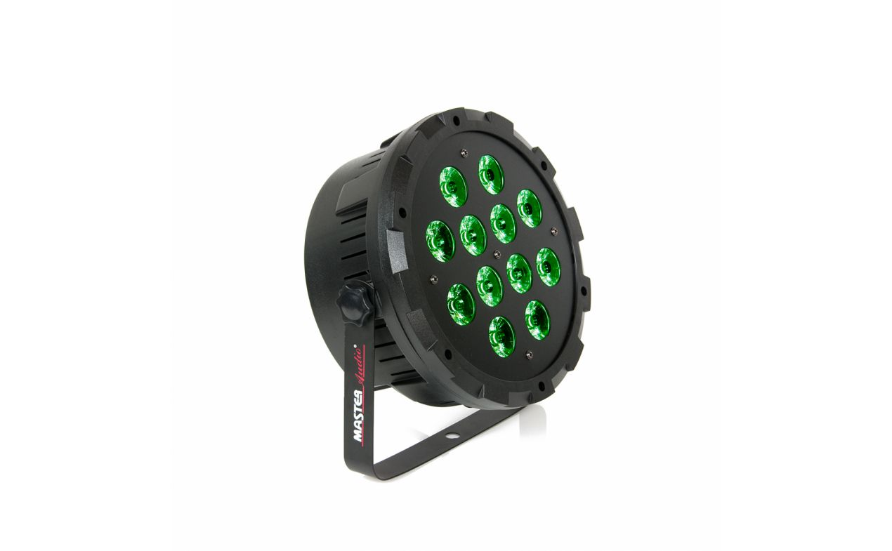 LED par light RGBW
