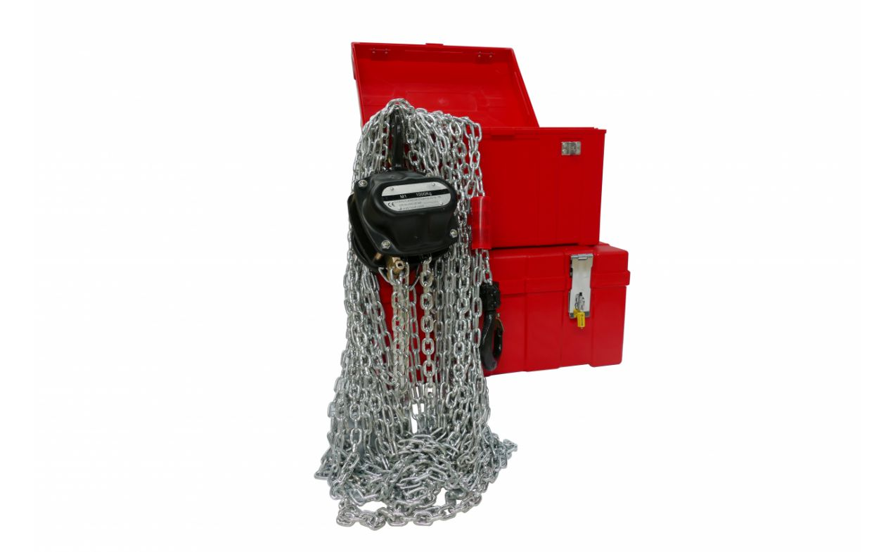 FOS RED BOX CHAIN HOIST