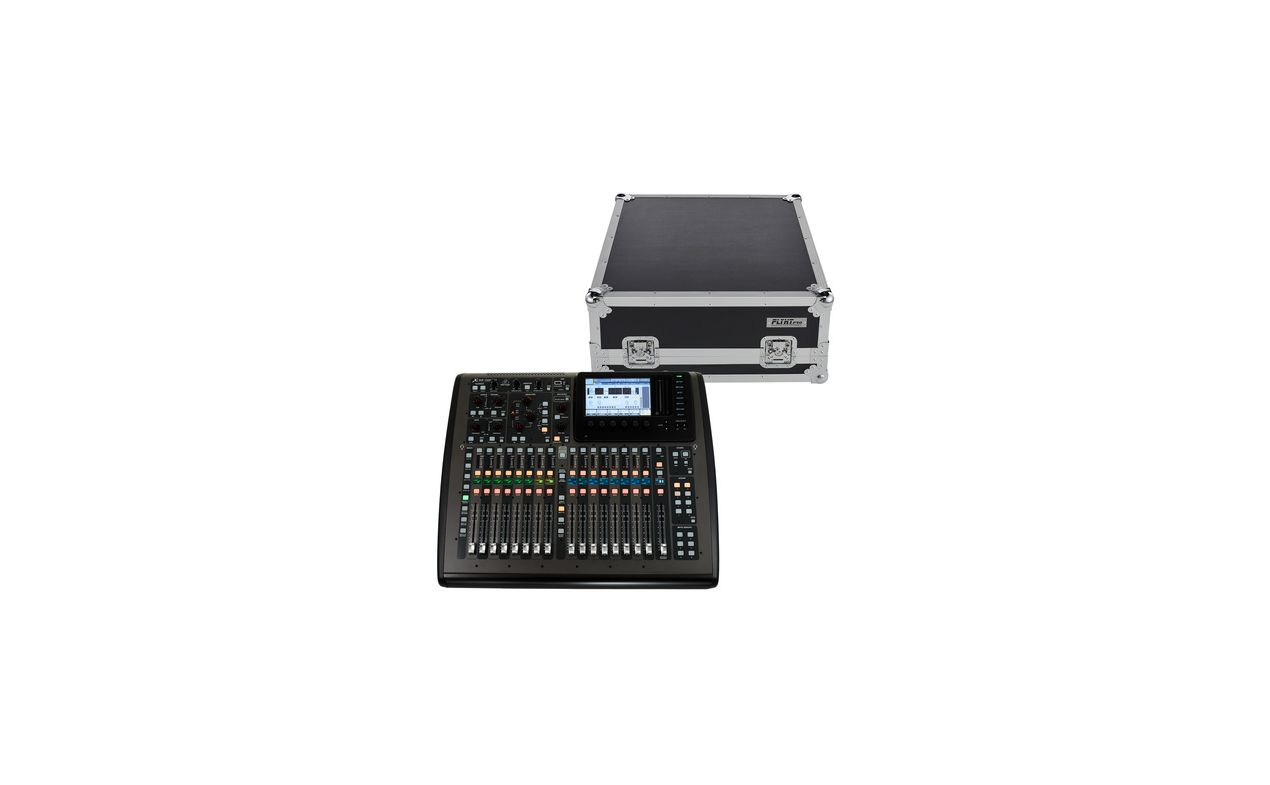 Behringer X32 compact + case za mikser + S32 stage box